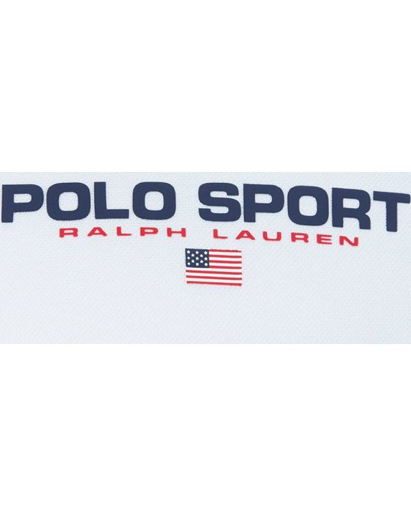 Polo Sport Zip Through Taped Track Top