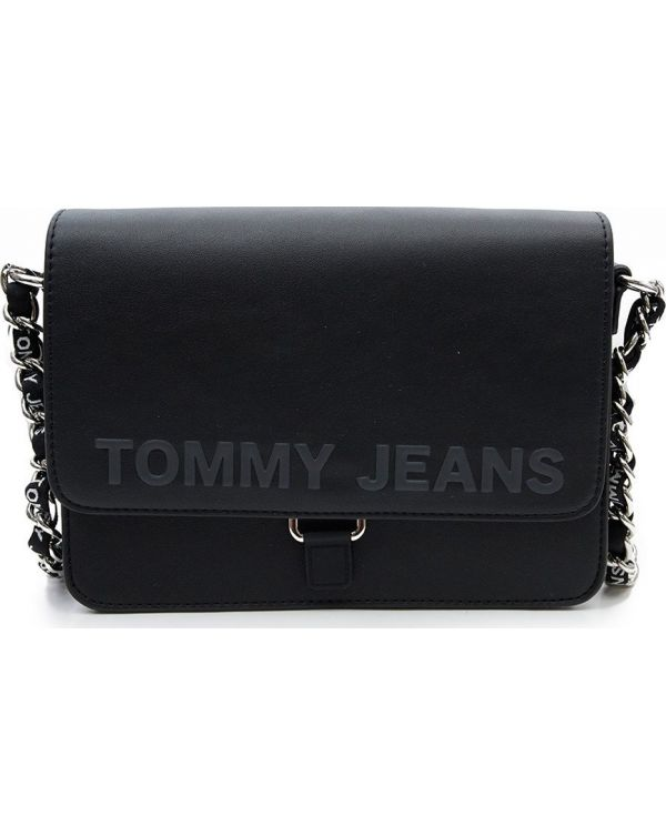 Chain Handle Cross Body Bag