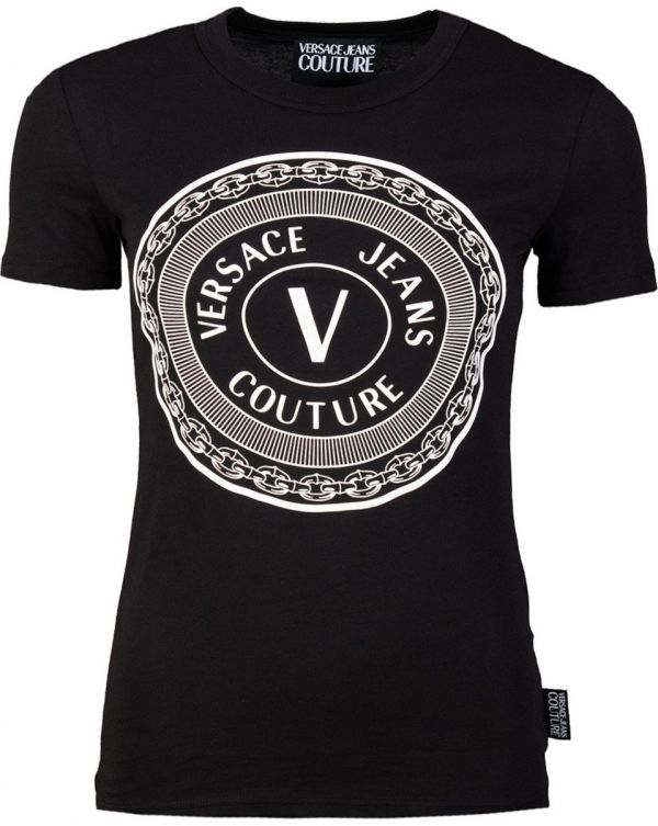 Circle Logo Slim Fit T-Shirt