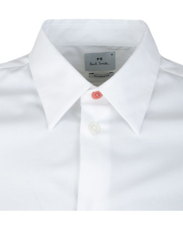 Stitch Detail Tailored Fit Shirt