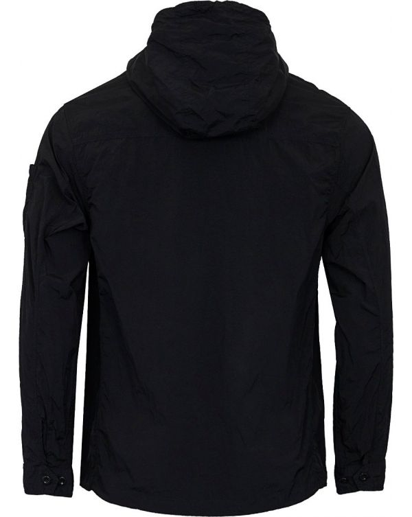 Hooded Chrome Arm Lens Hooded Overshirt
