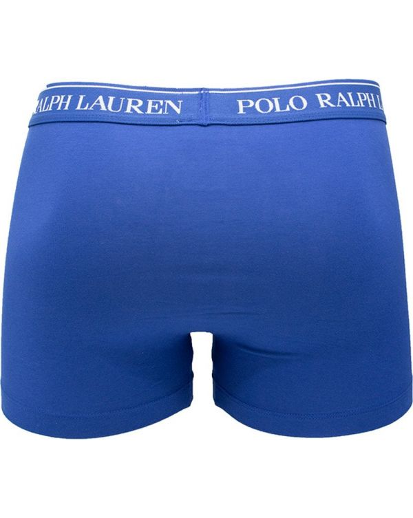 3 Pack Solid Trunks
