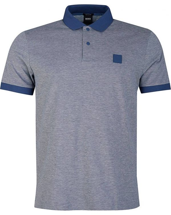 Parley Oxford Logo Polo