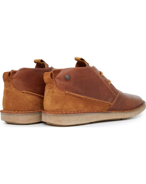Rawdon Leather Ankle Boots