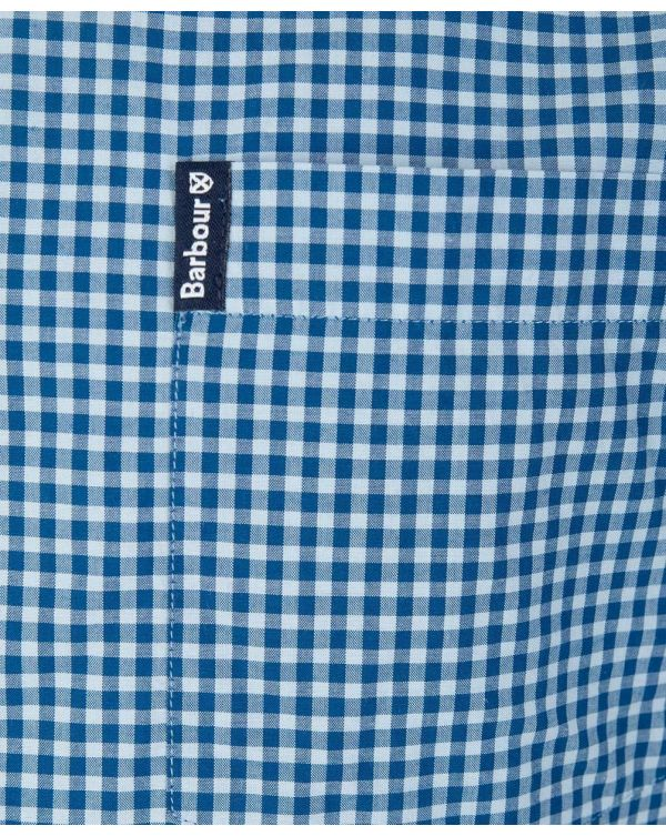 Gingham 19 Tailored Shirt