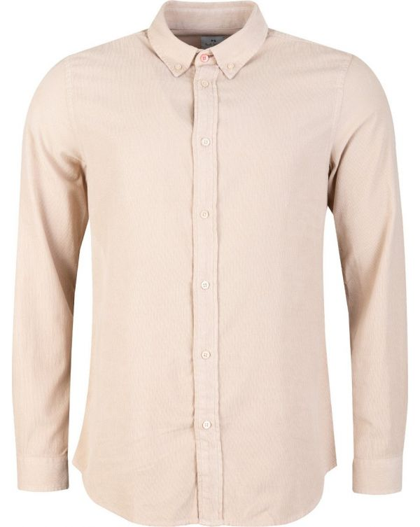 Long Sleeved Cord Shirt