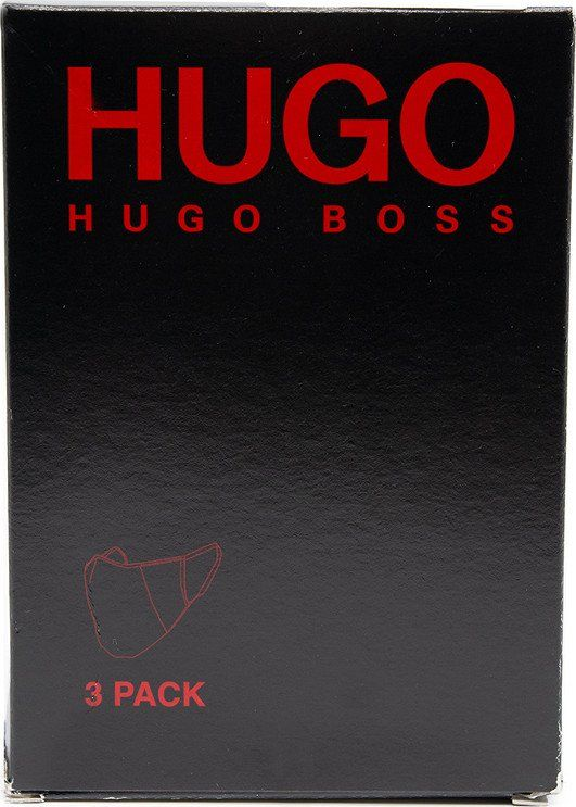 Hugo Boss 3 Pack Face Mask