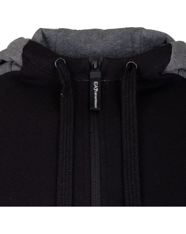 Training Urban Colourblock Hooded Top