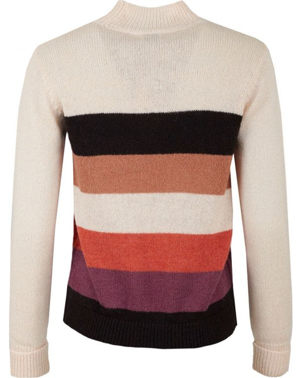 Block Striped Knit