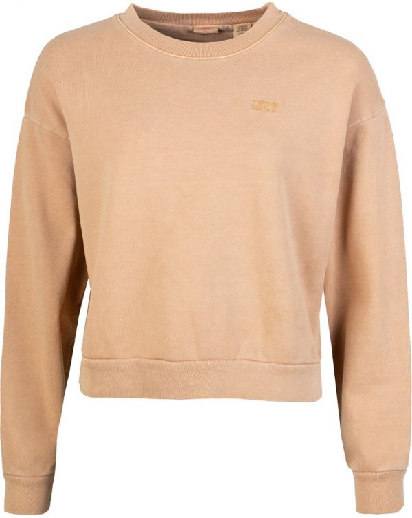Diana Small Logo Crew Neck Sweat
