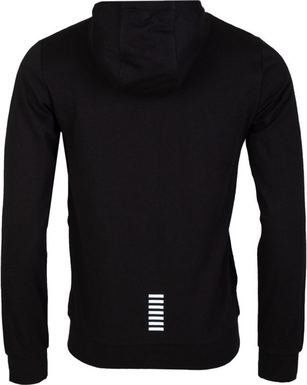 Train Core Id Zip Through Hooded Top