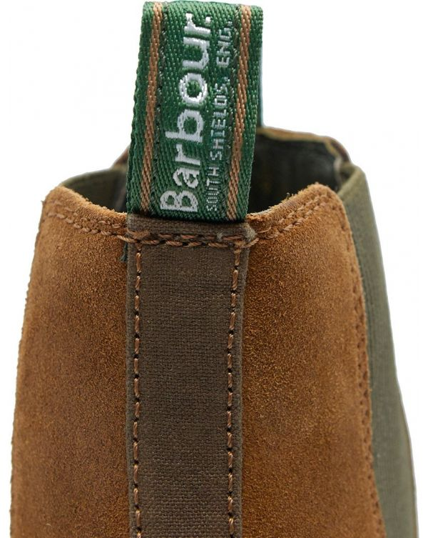 Farsley Suede Chelsea Boots