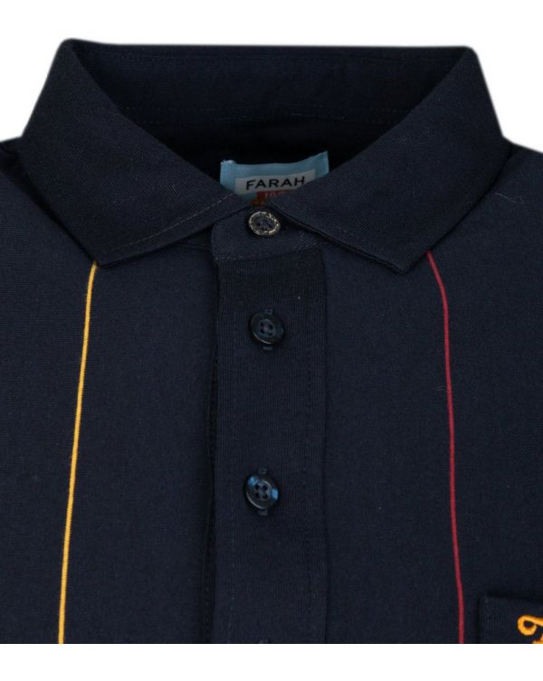 Barras Striped Polo Shirt