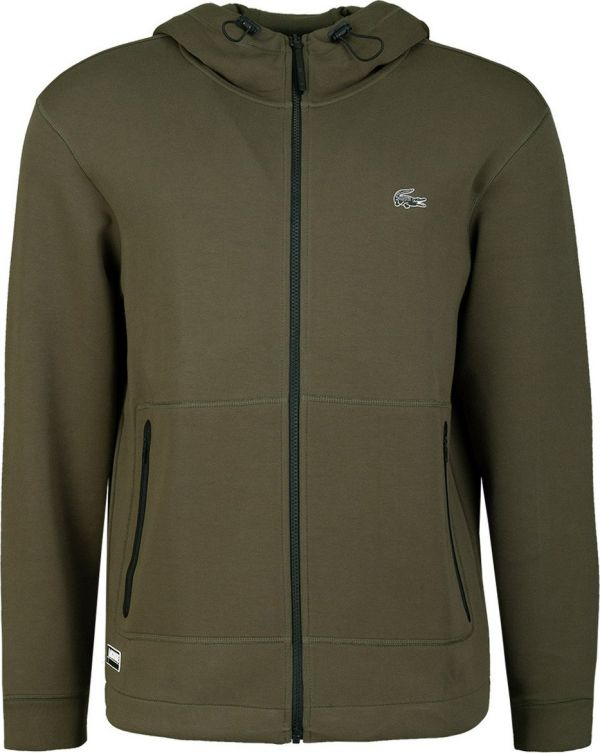 Tech Hooded Tracksuit Top