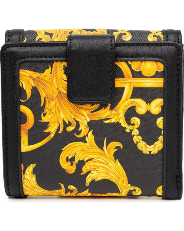 All Over Print Trifold Purse