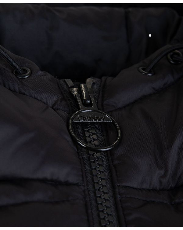 Ouston Hooded Quilted Gilet