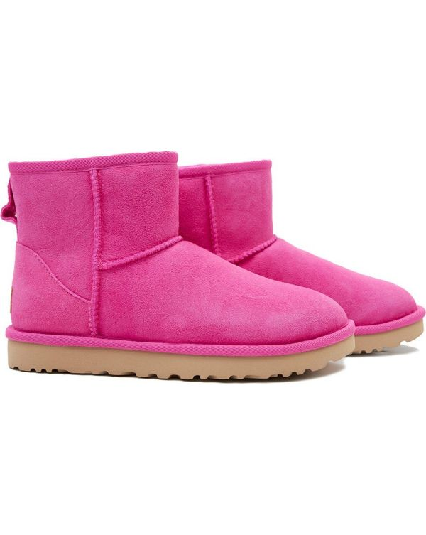 New Classic Mini Shearling Boots