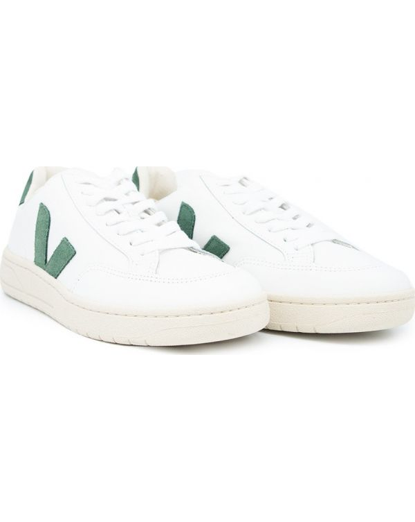 V-12 Leather Trainers