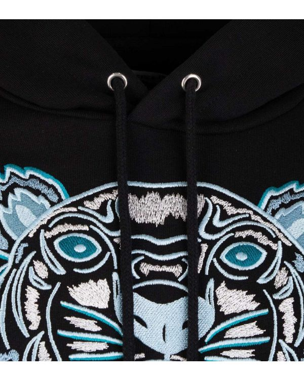 Icons Tiger Pop Over Hoody