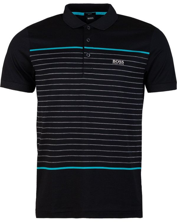 Paule 8 Striped Polo Shirt
