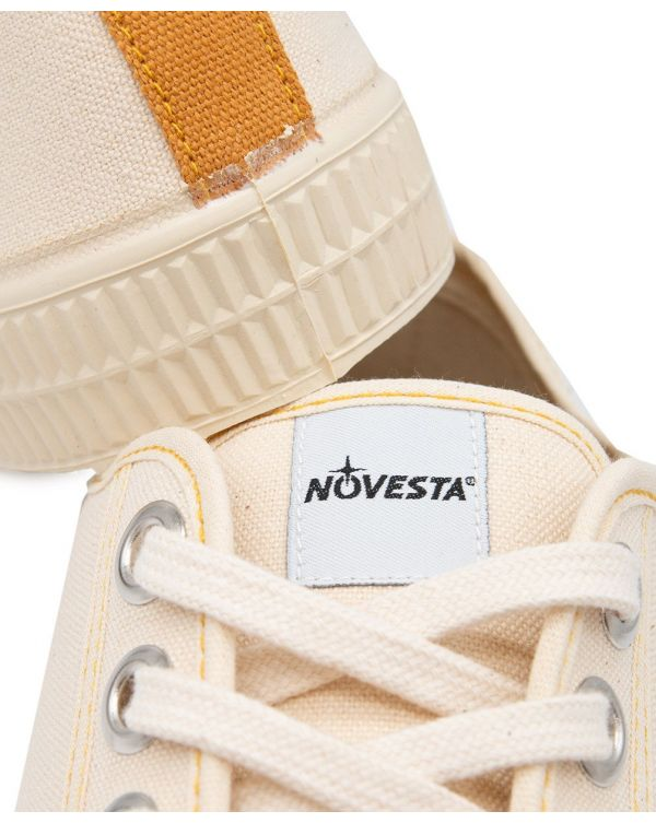Star Master Contrast Canvas Sneakers