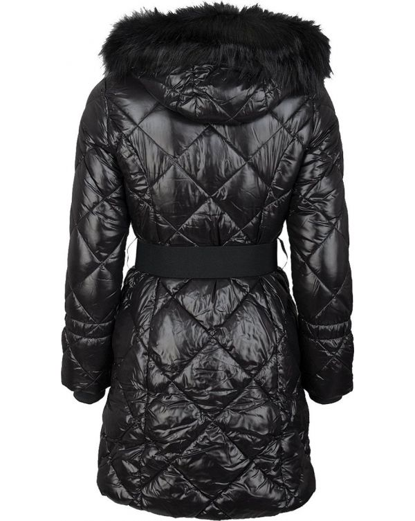 International Game Day Quilted Jacket