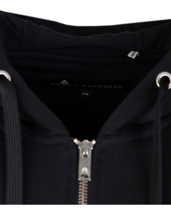 Trafford Zip Through Hooded Sweat