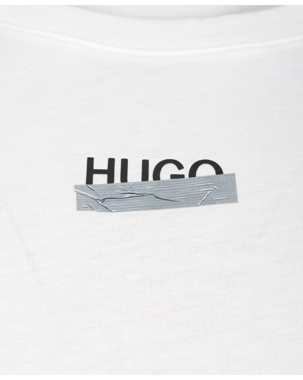 Durned Small Tape Logo T-Shirt