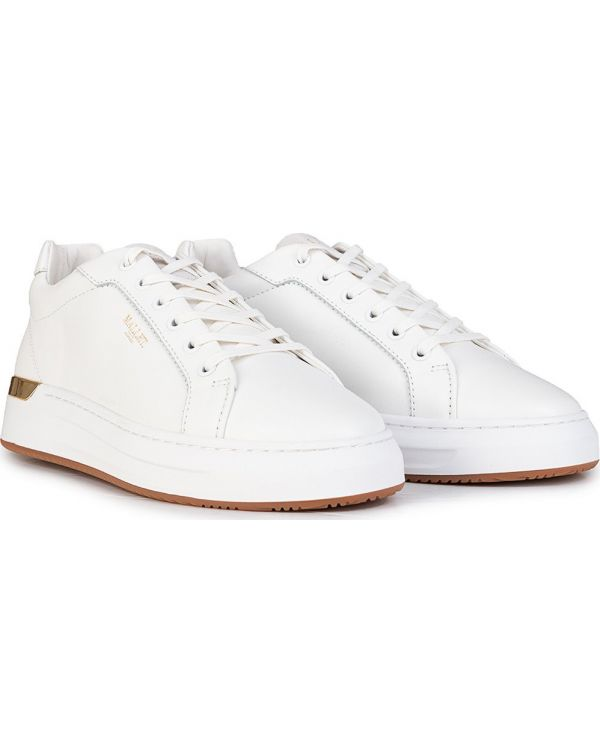 Grftr Leather Trainers