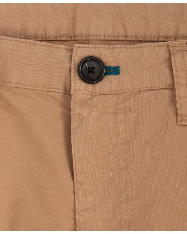 Standard Fit Lightweight Chino Shorts