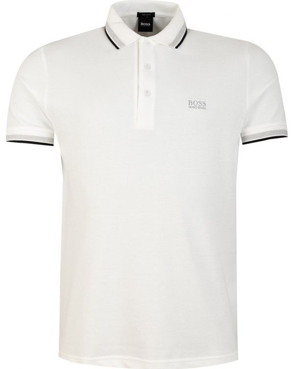 Paddy Tipped Polo Shirt