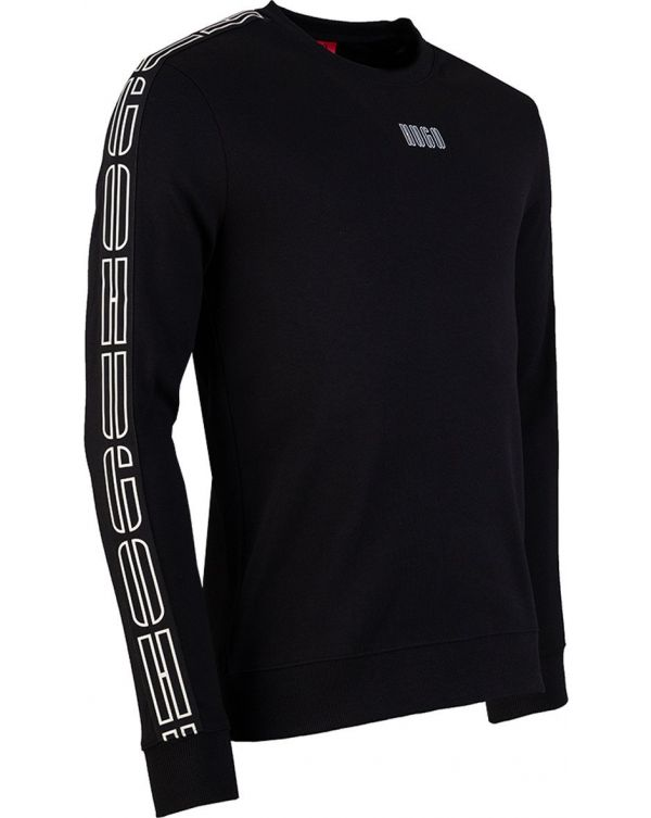 Doby Taped Sleeve Sweat