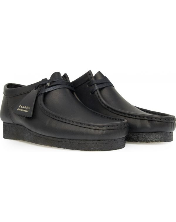 Leather Wallabee Shoes