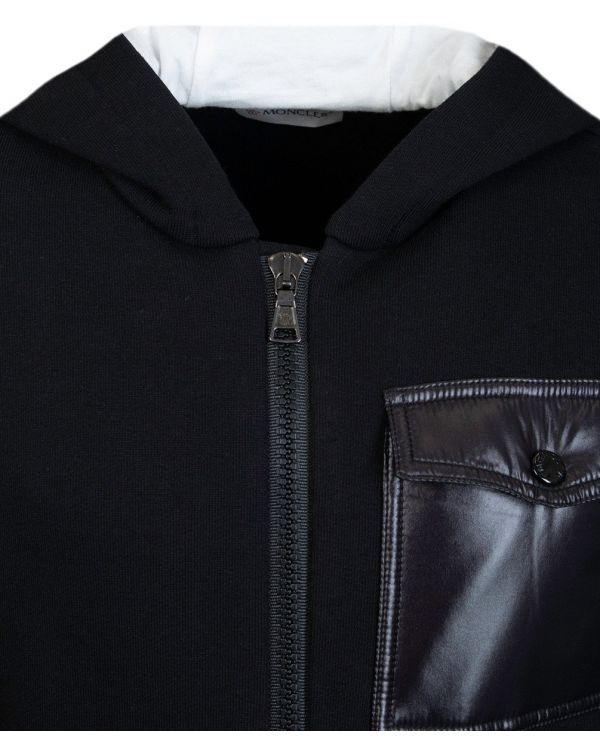 Zip Through Hooded Tracksuit