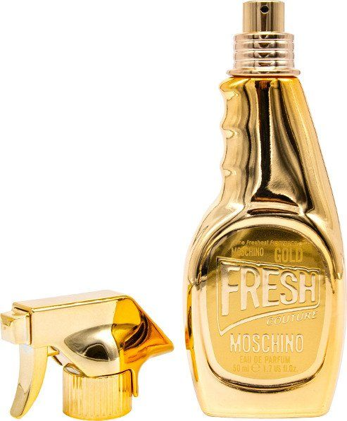 Moschino Fresh Gold 50ml Gift Set
