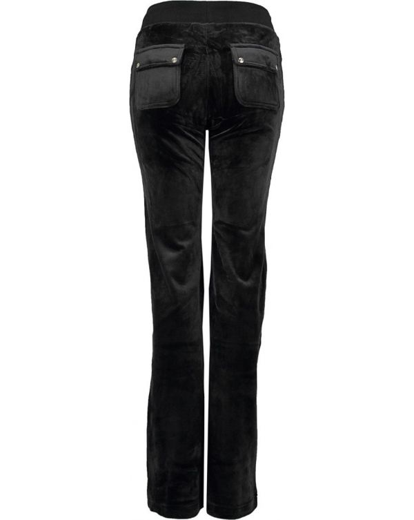 Del Ray Double Pocket Luxe Velour Pants