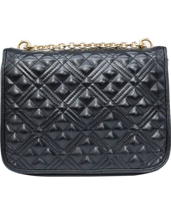 Classic Quilted Shoulder Bag