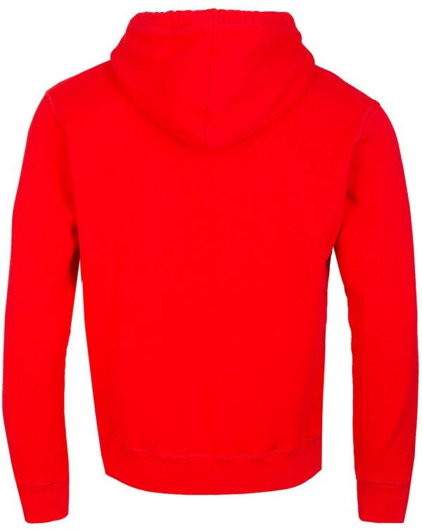 Icon Pop Over Hooded Top