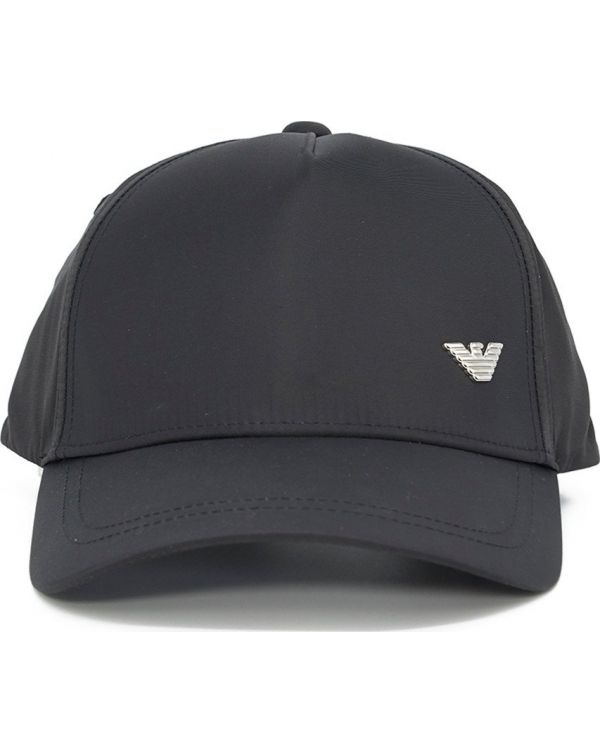 Metal Eagle Logo Cap