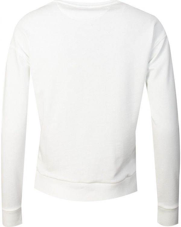 Nakira Chest Logo Crew Neck Sweatshirt