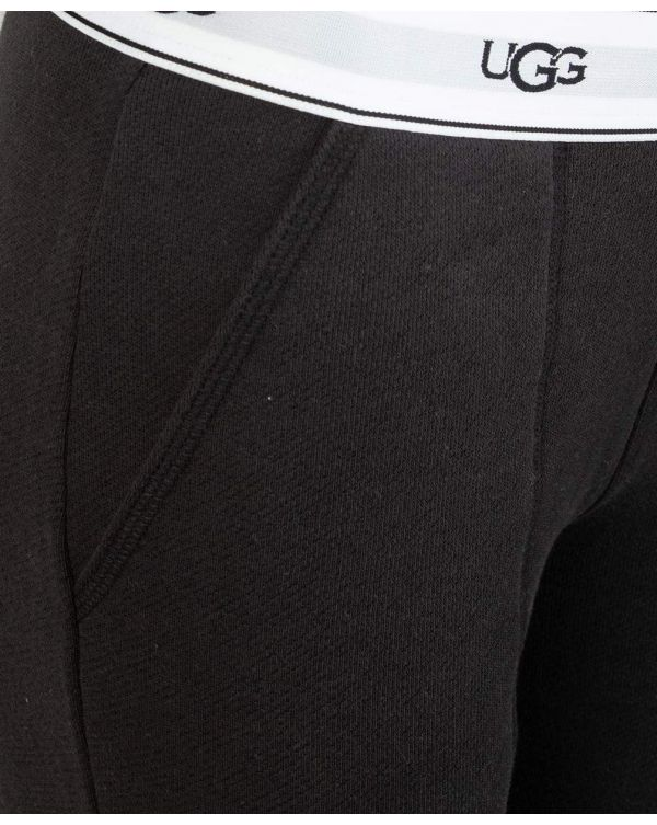 Taped Logo Relaxed Fit Joggers