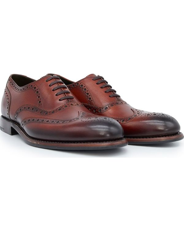 Hepworth Leather Oxford Brogues
