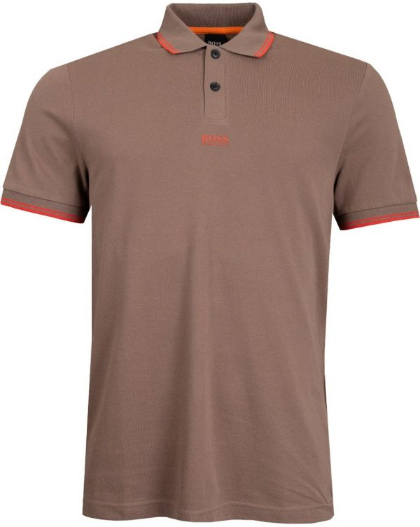 Pchup 1 Centre Logo Polo Shirt