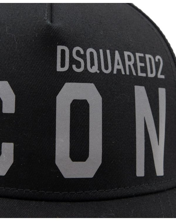 Dsquared2 Reflex Icon Cap