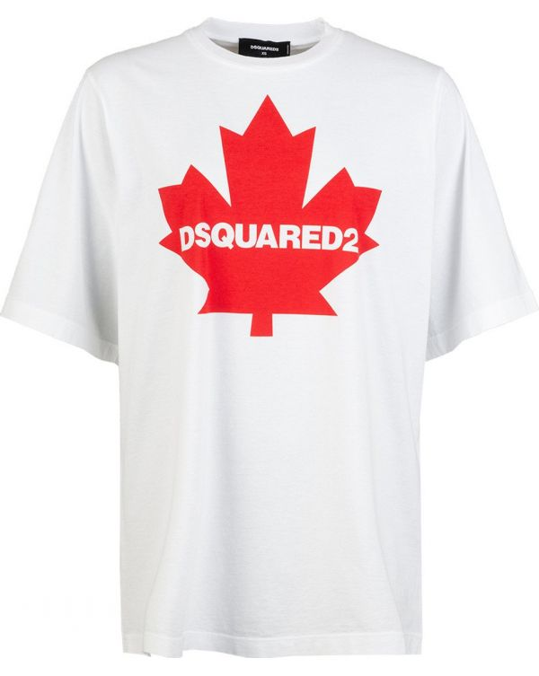 Maple Leaf Logo T-Shirt