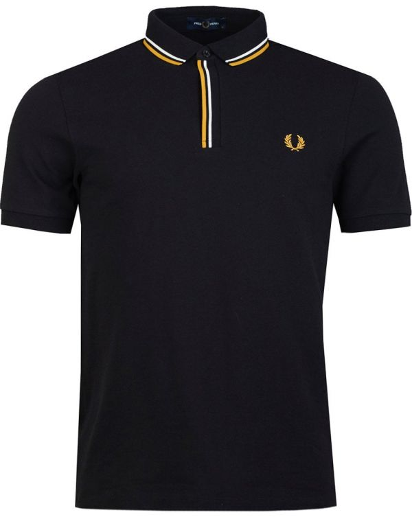 Tipped Placket Polo