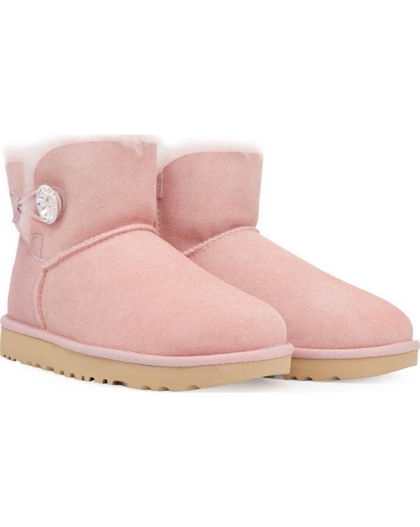 Mini Bailey Button Bling Boots