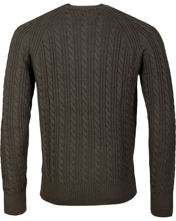 Henry Cable Knit Jumper