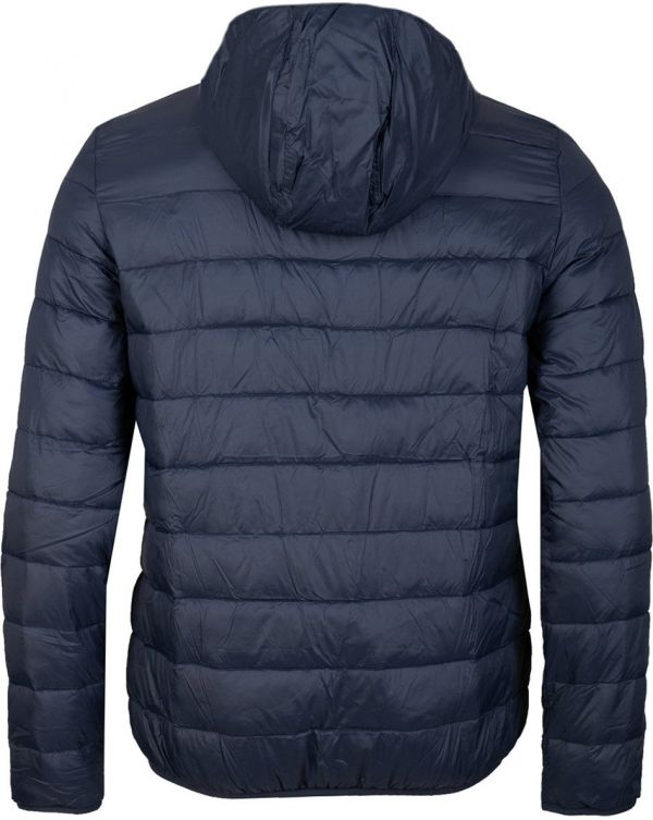 Benton Hooded Quilted Jacket