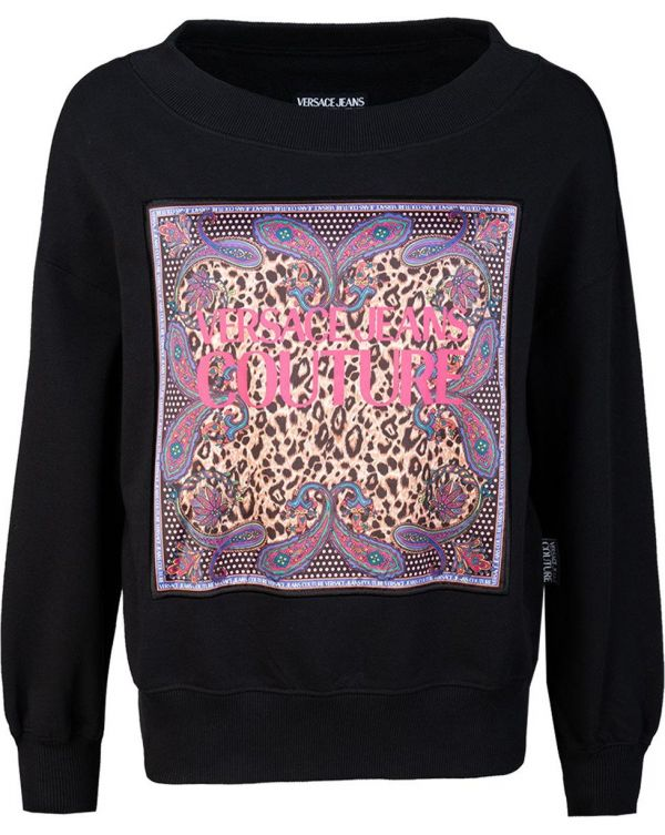 Paisley Print Sweat